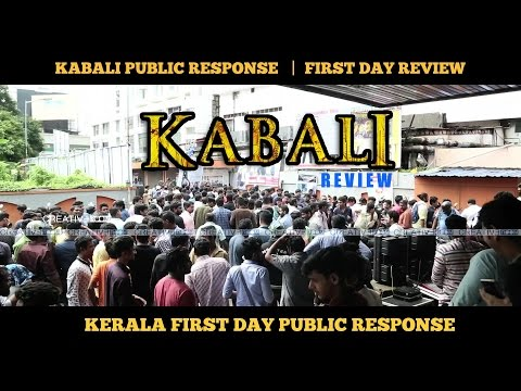 KABALI FIRST DAY KERALA RESPONSE | PUBLIC REVIEW CREATIVE ROOM | THEATRE RESPONSE | KABALI REVIEW