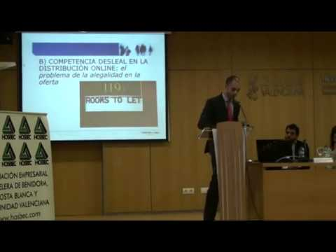 Reputación y comercialización on line  Ricardo Fernández, Abogado Tourism & Law