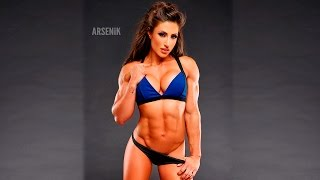 MISS CANADA MARGHERITA DI BARI  | Bikini Fitness; Beautiful FIT Body, LIFT Glutes, SHAPE Waist!