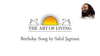 Sagar mein ek lehar uthi - Art of Living Birthday Song [FULL].avi