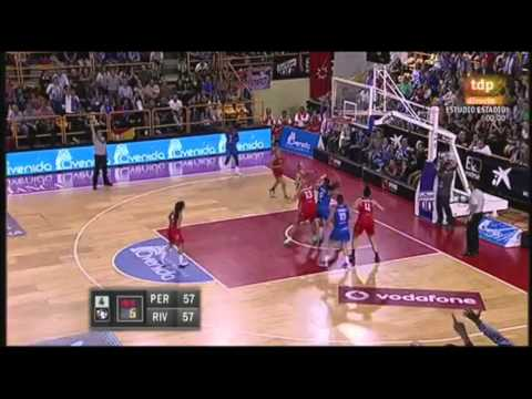 Shay Murphy game winner in Spanish Supercup 2013
