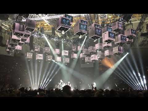 Metallica Lighting Rig Rundown - WorldWired Tour - Behind The Scenes  (3 Of 4) With Rob Koenig