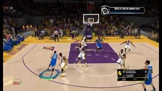 NBA2K17 Legend Edition gameplay v.2 (2k14 mod) + DL link