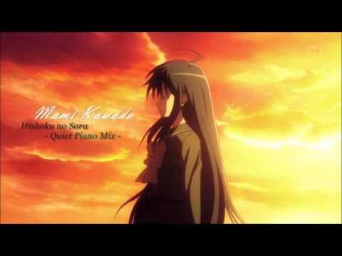 Mami Kawada - Hishoku no Sora - Quiet Piano Mix -
