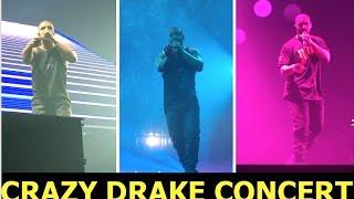 DRAKE EPIC FRONT ROW SEATS! (Future, Dr. DRE, Ice Cube, Big Sean, & more!)