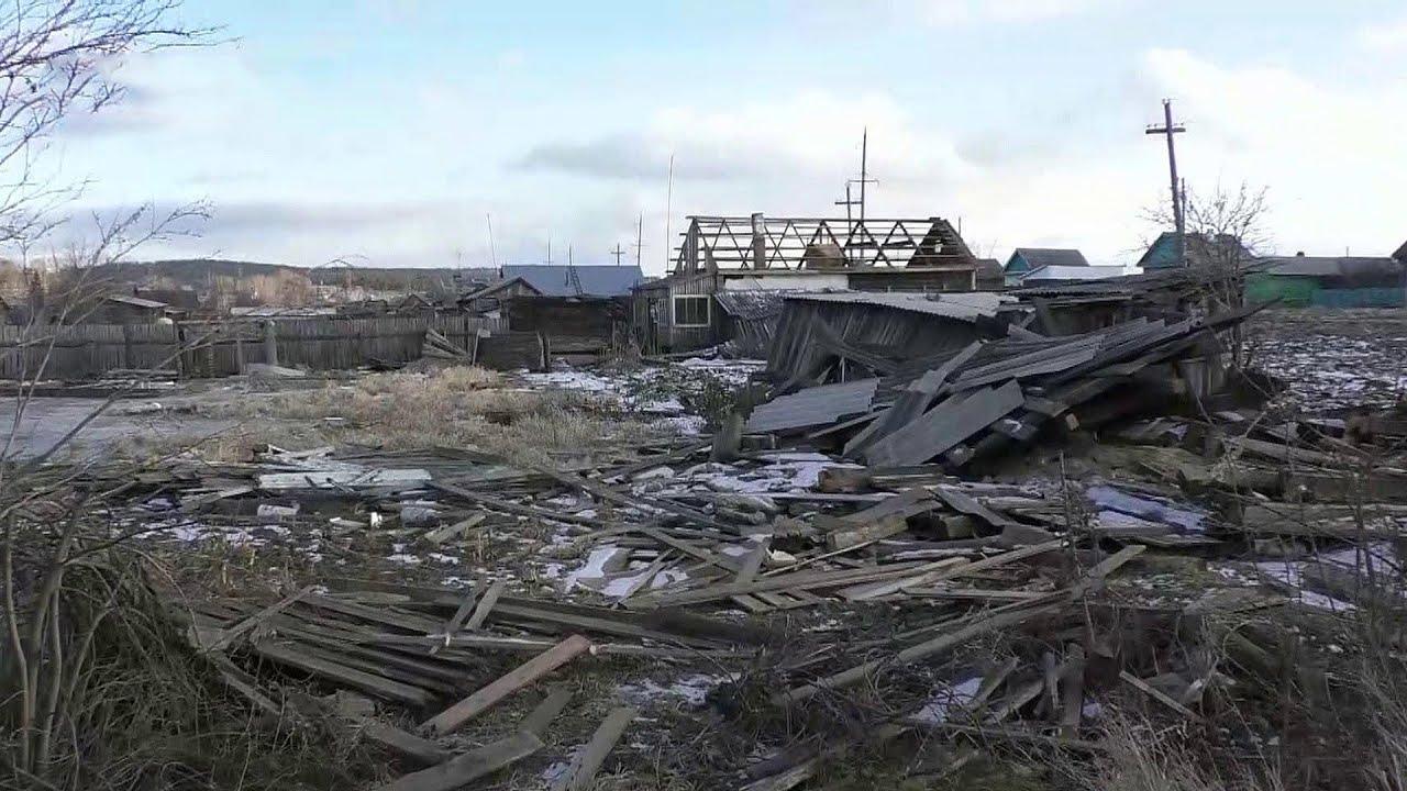 В Иркутской области -20. Мороза. Жители плачут. Чиновники смеются
