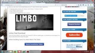 Cara Download Game Limbo - Ocean Of Games