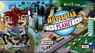 """Let's Play MovieStarPlanet pt. 1 """"Making Your User"""""""