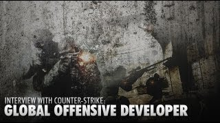 Interview with Counter-Strike: Global Offensive developer @ Valve's office (with RUS subs)
