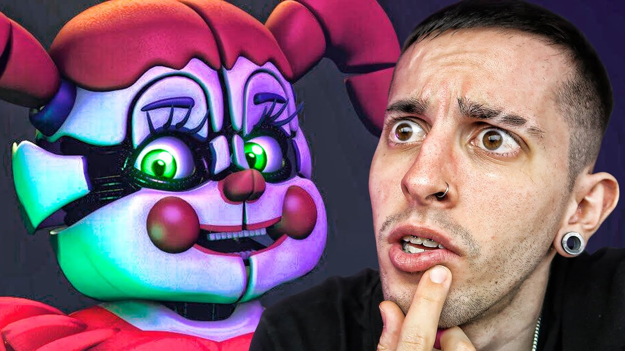 Download COMPLETANDO FIVE NIGHTS AT FREDDY'S SISTER LOCATION | Robleis