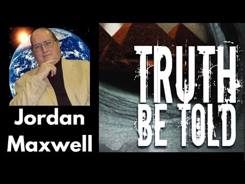 """Jordan Maxwell- """"Christianity is not what people think it is"""""""