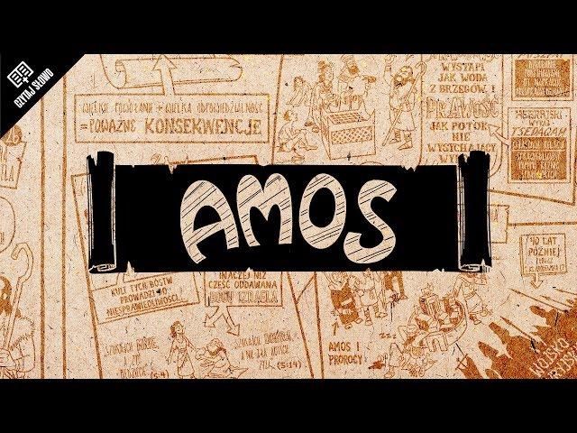 Omówienie: Księga Amosa