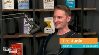 E992 The Next Unicorns E8 Expanse CEO Tim Junio on cybersecurity, China/Russia threat, tampering
