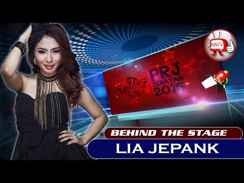 Lia Jepank - Behind The Stage PRJ 2015 - NSTV