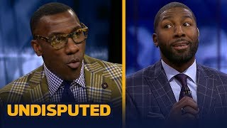 Greg Jennings on Tom Brady: 'He will play until he's 45!' | NFL | UNDISPUTED