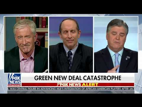"Christopher Horner Discusses the ""Green New Deal"" on Hannity"