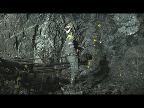 France 24:Europe's mining industry: Changing the way mines are excavated