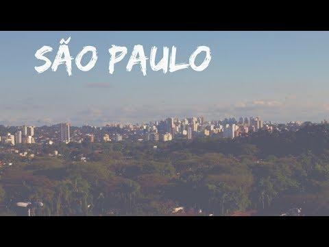 SÃO PAULO, BRAZIL VLOG 1   STUDYING ABROAD FOR A SEMESTER   LIVEELSI