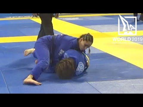 Amanda Monteiro VS Saori Shibamoto / World Championship 2019
