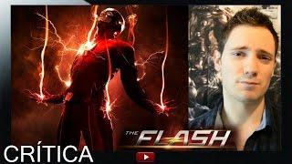 Crítica The Flash Temporada 2, capitulo 6 Enter Zoom (2015) Review