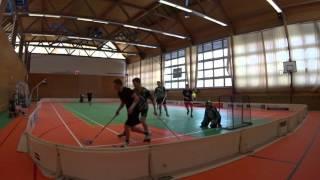 Baníci Radvanice - Zlomená Hokejka  2.třetina
