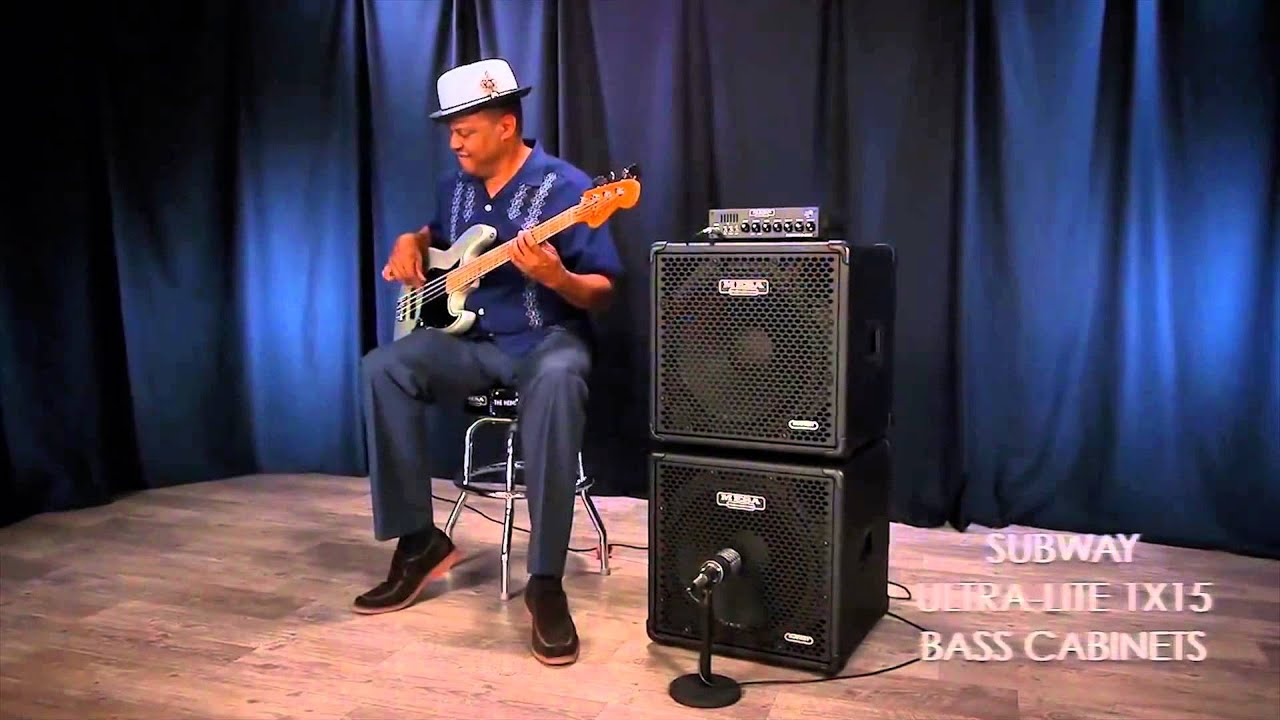 Mesa Boogie Subway D 800 Bass Amp Head
