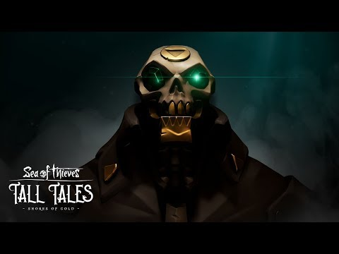 Sea of Thieves trailer reveals the story-driven Shores of Gold