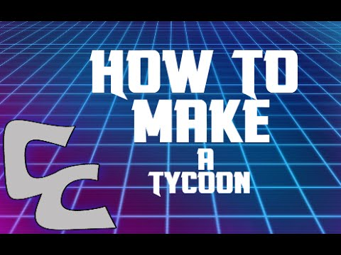 How to make a Tycoon - Roblox - Basic's and Conveyers #1 ...