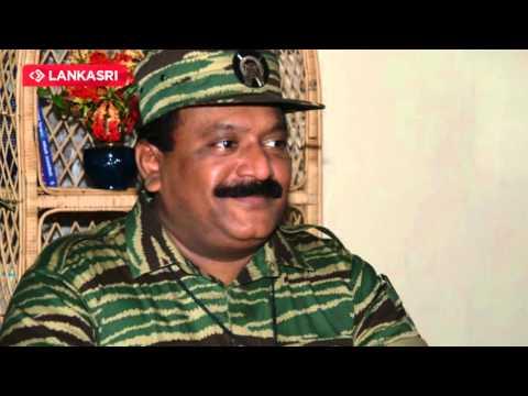 fingerprint of Prabhakaran's in the Jaffna exhibition