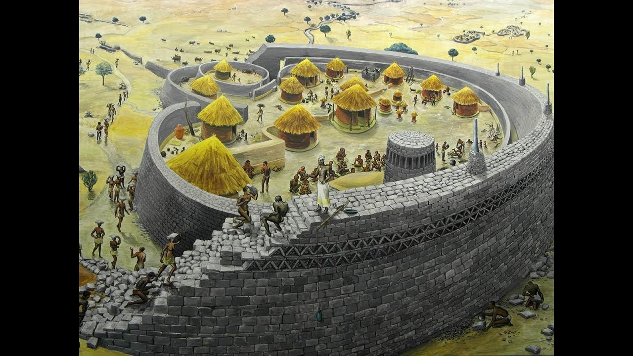 The Great AFRICAN Master Builders: Zimbabwe's Ruins of Mystery