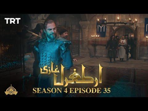 Ertugrul Ghazi Urdu | Episode 35| Season 4