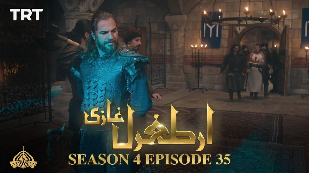 Download Ertugrul Ghazi Urdu | Episode 35| Season 4