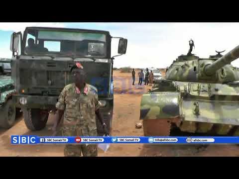 SOMALILAND OO SOO BANDHIGTAY HUB AY PUNTLAND KAGA QABSATAY DAGAALKII TUKA RAQ