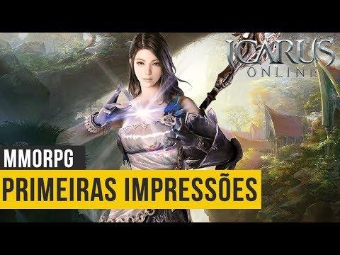 MMORPG Em Português - Primeiras Dicas E Impressões Do Icarus Online
