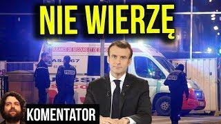 Macron Używa Ataku w Strasburgu Przeciw Żółtym Kamizelkom w Paryżu Francji - Analiza Komentator