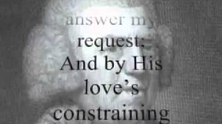 john newton i asked the lord that i might grow