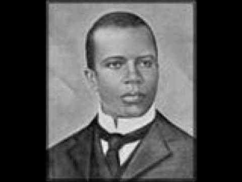 Scott Joplin - Solace Piano Roll
