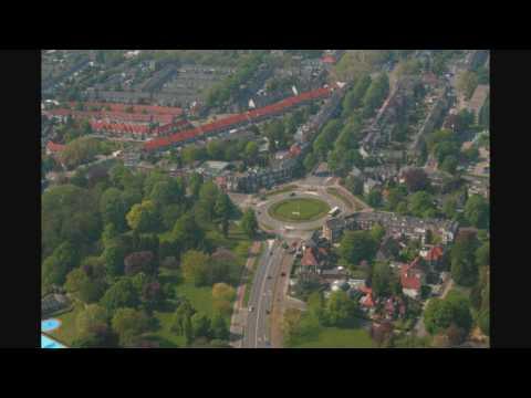 Flight over Maastricht