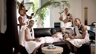 New San Antonio Spurs HEB Commercials of 2016 Ft. Tim Duncan, Kawhi Leonard, Tony Parker