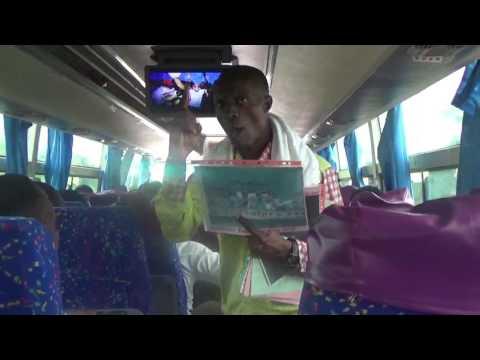 Dénonciation du faux Jésus dans un car de voyage !!!
