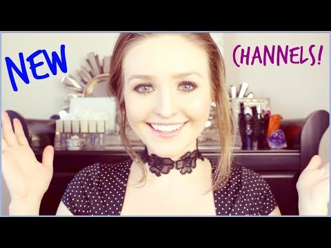 BEAUTY BINGE • 3 Up And Coming Beauty Channels You Need To Check Out!
