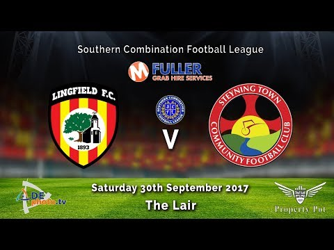 Lingfield FC v Steyning Town FC - 30-09-2017 - HIGHLIGHTS