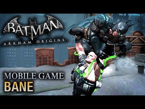 Batman: Arkham Origins Mobile - Bane, Deadshot, Copperhead & Deathstroke Boss Fights