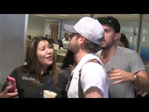 Celebrities Awkward Moments With Fans Compilation