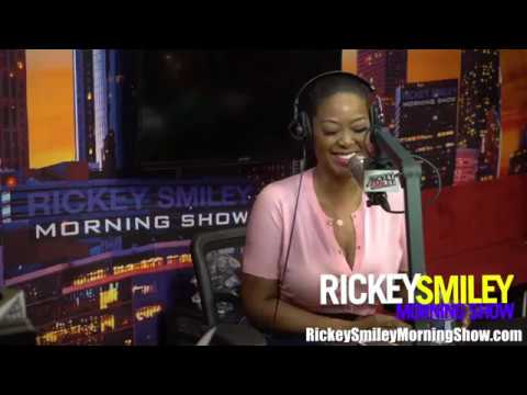 Rickey Smiley Tells Kenya Moore His Problem With RHOA (2017)