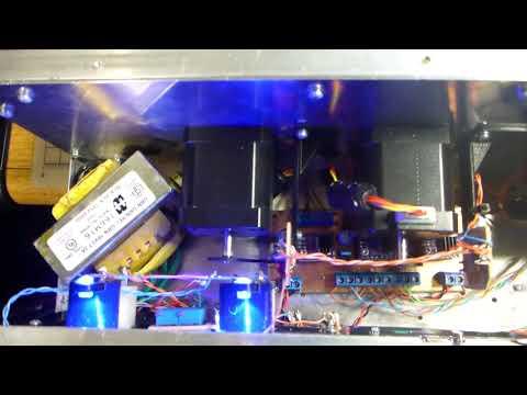 Raspberry Pi Arduino Auto Antenna tuner part 3