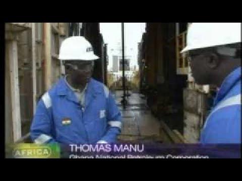 Africa Business Report 8 Ghana Oil vesves HealthCare Bonanza BBC News