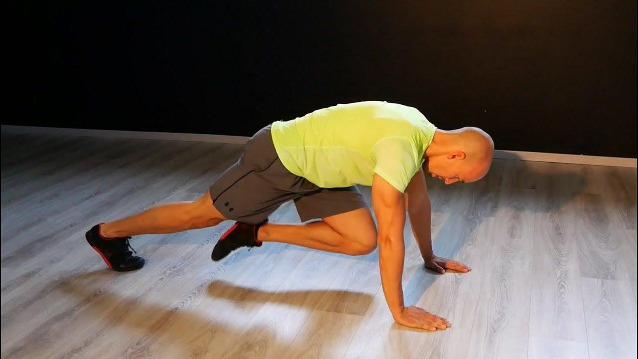 perdre du ventre homme exercice