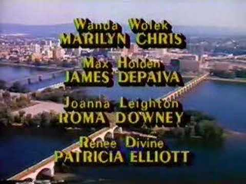 1988 One Life To Live Vocal Full Closing Credits
