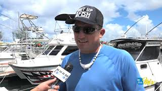 'Deer Meat for Dinner' YouTube star has a Guam fishing trip